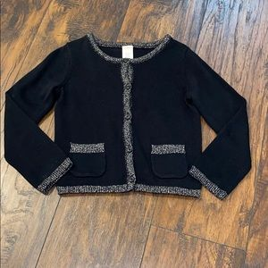 Gymboree Shimmer Cardigan Sweater